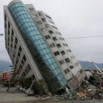 imagen de edificio tras un terremoto